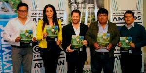 Conservando el ambiente de la Cuenca del Lago de Atitlán.