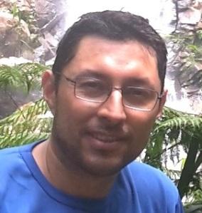 Alex Guera Geo-céntrico