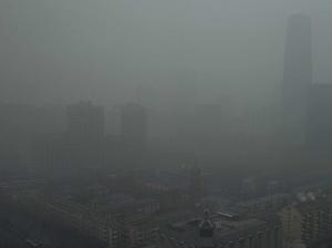 contaminantes del aire, como el ozono y partículas finas de menos de 0,0025 milímetros, están asociados con enfermedades graves