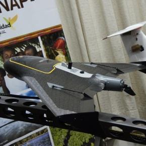 El CONAP adquirió drones para capturarinformación