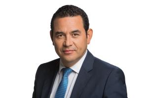 Con una gran mayoría el candidato de FCN Nacion Jimmy Morales gana la presidencia de Guatemala.