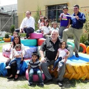 Parque B-Happy en Ciudad de los NiñosREMAR