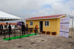 Modelo construcción de viviendas sostenibles