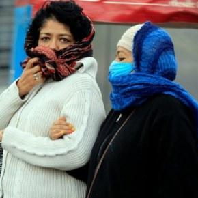 Fin de semana frío y principios de la siguiente semana aún másfrío