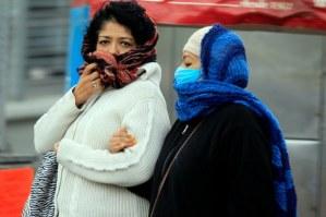 Diciembre y enero con bajas temperaturas.