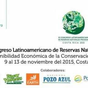 XI Congreso Latinoamericano de Reservas NaturalesPrivadas