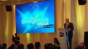 EEGSA promueve e impulsa la generación de energías renovables, en la IV Cumbre Energética.