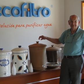 Ecofiltro llega a escuelas del árearural