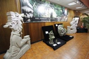 Una exhibición de piezas inspiradas en la cuenca Mirador