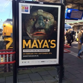 """Exposición """"Los Mayas, Gobernantes de laSelva"""""""