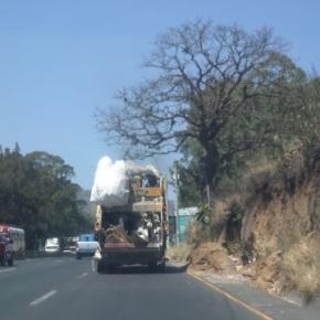 Control de camiones debasura