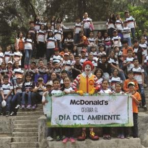 McDonald's labrando un futuro másverde