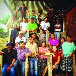 Proyecto guatemalteco de cacao reconocido porUnilever