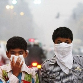 2 mil millones de niños en el mundo respiran aire tóxico segúnUNICEF