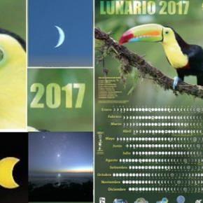 Lunario 2017 dedicado a labiodiversidad