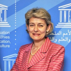 Mensaje de la Directora General de la UNESCO, IrinaBokova