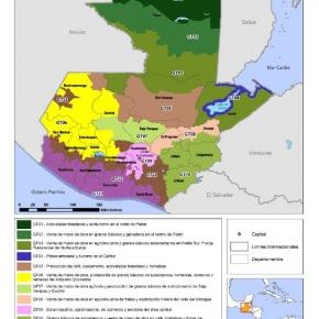Actualización de medios de vida en Guatemala  evidencia la importancia de laagricultura