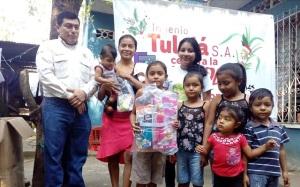 Comunidad San Antonio, Ingenio Tululá