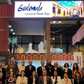 Guatemala se lució en la Feria de Turismo2018