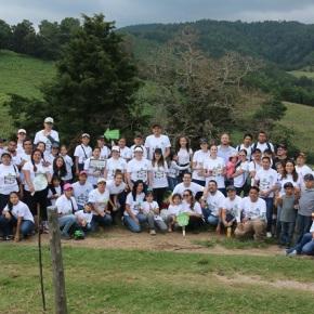 Foragro apoya la reforestación y educaciónforestal