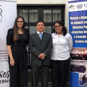 Guatemala comprometida en eliminar equipos contaminados con PCB antes del2028