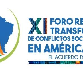 Guatemala sede  del XI Foro Regional de Transformación de Conflictos Socioambientales  en AméricaLatina