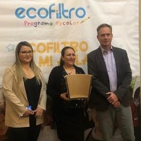 Ecofiltro impacta la vida de más de 925 mil niños en elpaís