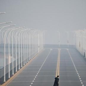 El aire en China otra vezcontaminado
