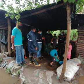 Inundaciones y deslizamiento por temporada delluvia