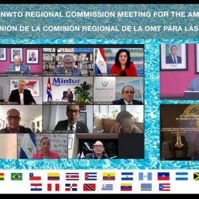 Guatemala participó en la 65 reunión de la Organización Mundial deTurismo