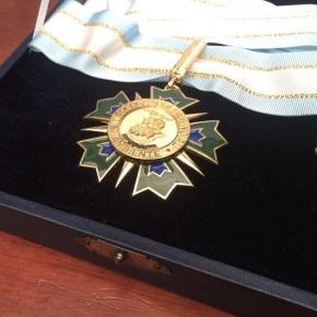 Convocatoria para Medalla Presidencial del Medio Ambiente2020