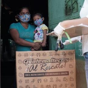 Fundación Castillo Córdova entregará alimentos a unos 10 milguatemaltecos