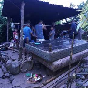 Desborde de ríos en SanMarcos