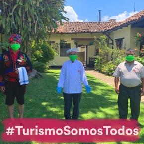 Turismo Somos Todos, campaña del sectorturístico