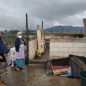 Fuertes vientos enChimaltenango