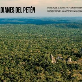 Guardianes del Petén en NationalGeographic