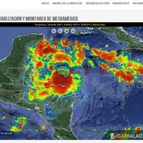 Tormenta Tropical Nana podría llegar comohuracán