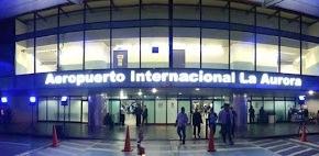 Aeropuerto La Aurora reabrirá vuelos de pasajeros el 18 deseptiembre