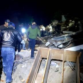 Víctimas por viviendas soterradas en San Marcos laLaguna