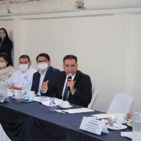 Ministro de Ambiente, expone logros antediputados