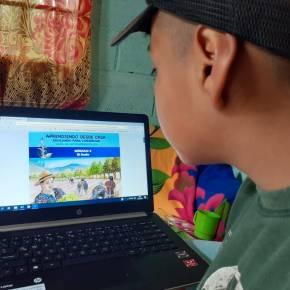 Amigos del Lago de Atitlán, lleva educación a comunidades deSololá