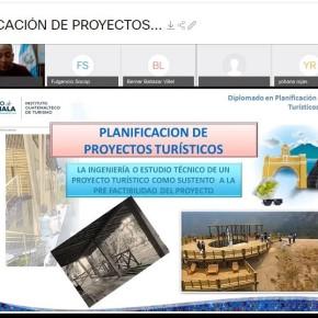 Concluye Diplomado en Planificación de Proyectos TurísticosMunicipales