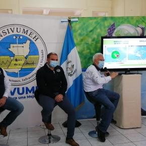 Guatemala en alerta por los efectos del HuracánEta