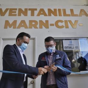 Ventanilla de gestión ambientalMarn-Civ