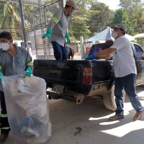 Centro de acopio, para productoresagrícolas