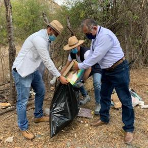 """""""Hacé tu parte, no más basura"""", llega a Morazán, ElProgreso"""