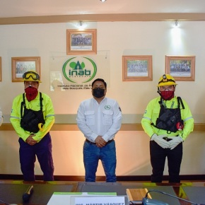 INAB lanza campaña de prevención de incendios forestales2020-2021