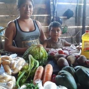 CERF apoya a municipios afectados por Eta eIota