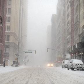 Febrero rompió récord como el más frío en sieteaños