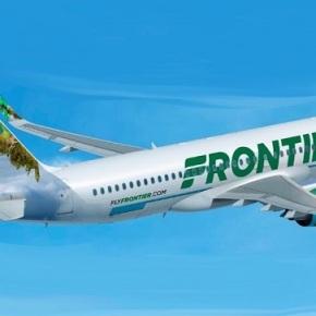 Frontier, con sus colas decoradas llega aGuatemala